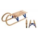 Sanie lemn pliabil 100 cm S-Sport