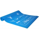 Covor gimnastica ( yoga ) Axer Blue Quick Fit