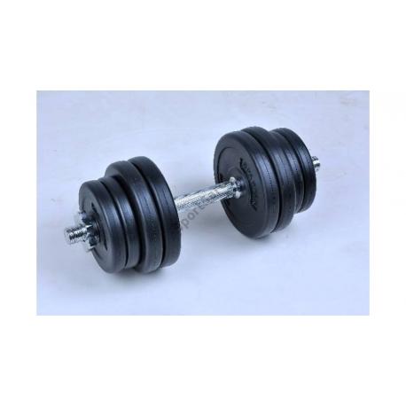 Set haltere 10 kg S-Sport