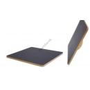 Placa echilibru patrat lemn S-Sport